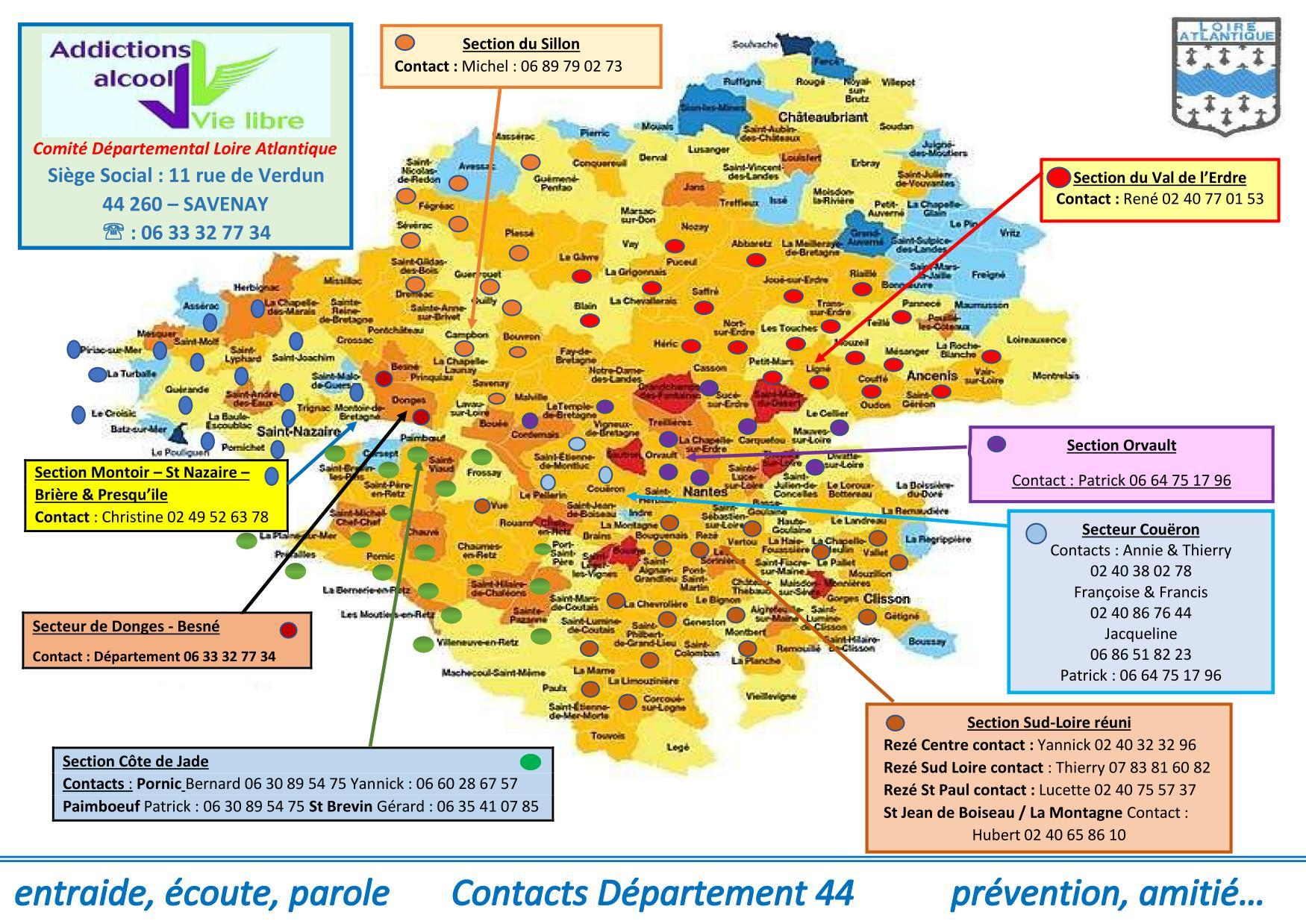 Carte contacts departement 44 finalisation